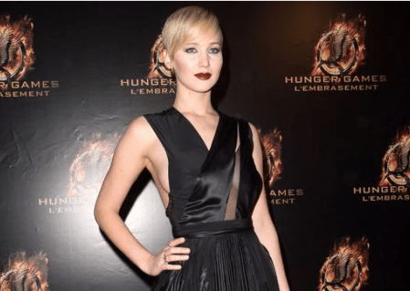 Jennifer Lawrence Beats Miley Cyrus for Entertainer of the Year