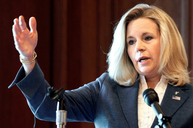 Liz Cheney Exits Wyoming Senate Race Due to Serious Health ...