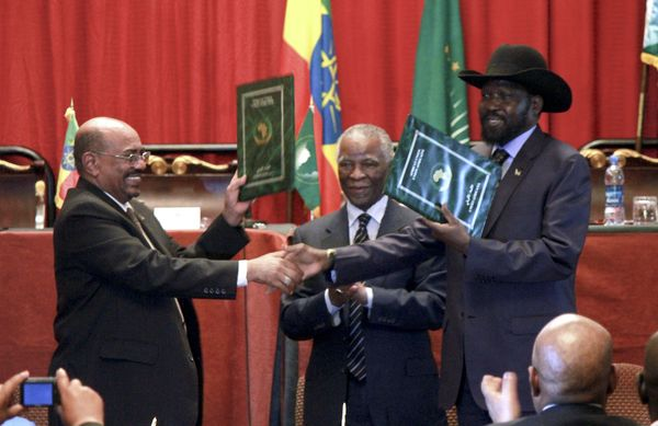 South Sudan Ceasefire Signed