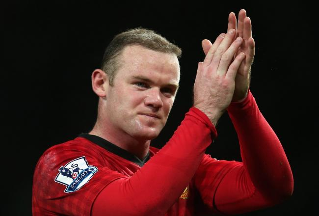 Rooney Holding Manchester United to Ransom