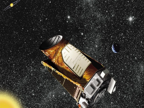 NASA Discovers 715 New Exoplanets