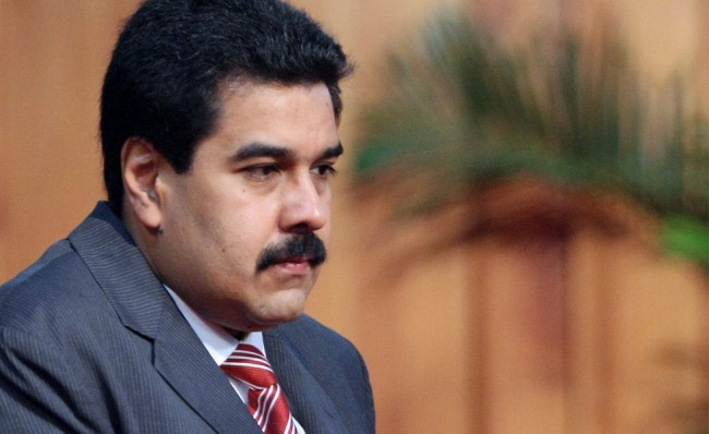 Nicolas Maduro Holds on to Power, Calls for a Peace Conference