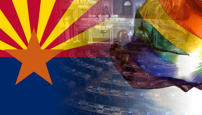 Anti-Gay Discrimination About to Become Law in Arizona?
