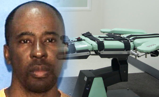 Florida Execution in Pipe Bombing