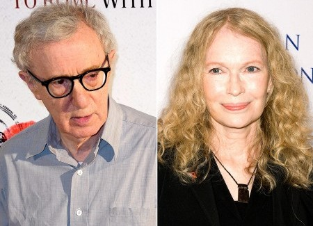 Mia Farrow Vs Woody Allen Via Dylan Farrow