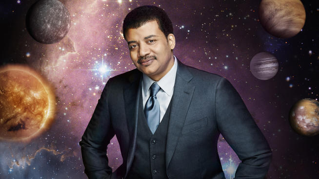 Obama Introduced Cosmos Hosted by Neil DeGrasse Tyson