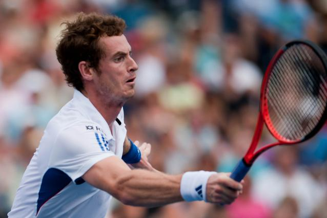 Andy Murray to Make First Move Without Lendl in Miami (Video)