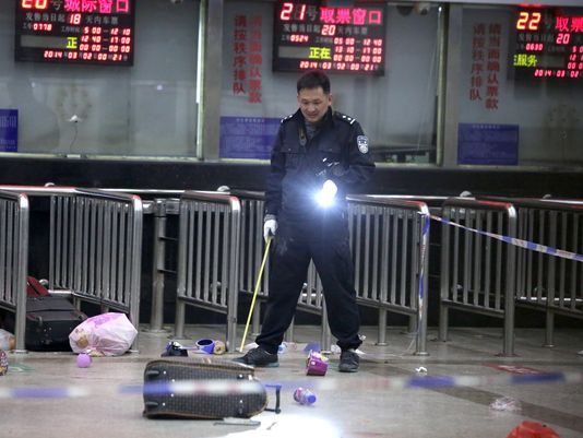 China After the Deadly Terrorist Attack