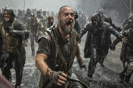 Controversy and Curiosity Propelled 'Noah' to Top of Box Office [Video]