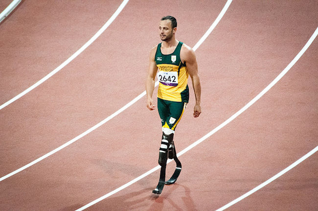 Did Police Steal Watches From Oscar Pistorius?