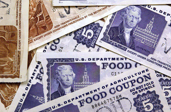 Food Stamps Provide Security for Children