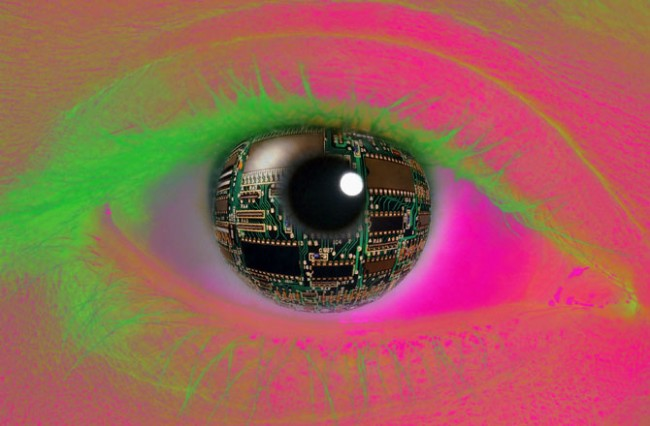 Graphene Contact Lenses Let You See in the Dark