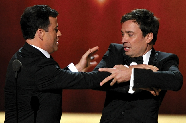 Jimmy Fallon Tonight Show Guests Not Allowed to Guest Elsewhere Says NBC