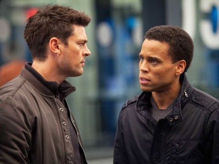 Almost Human Heading for the TV Scrapheap?