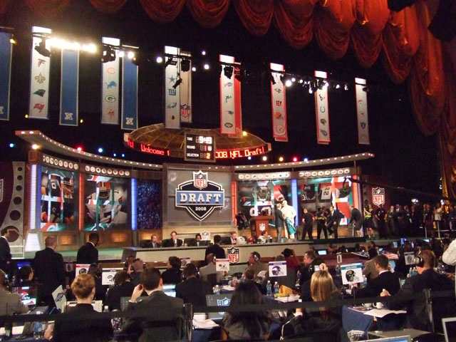 2014 NFL Draft in Third Year of Expansion