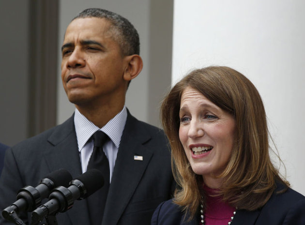 Sylvia Burwell May Be the New Face of Obamacare