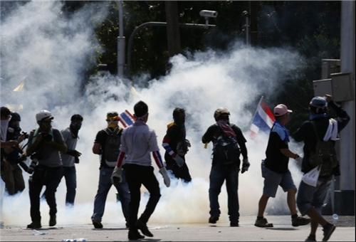 Thai Protest Turns Deadly