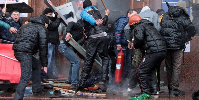 Ukraine Crisis: Time Is Running Out