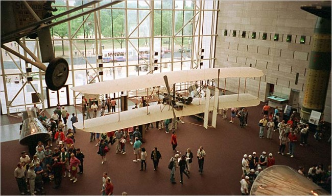 Air and Space Museum