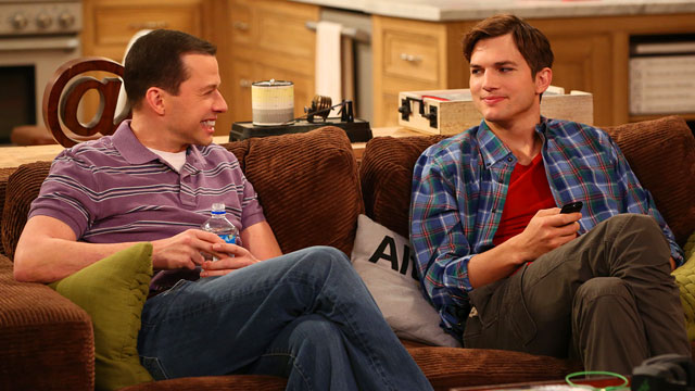 Two and a Half Men Will Be Cancelled After Season 12