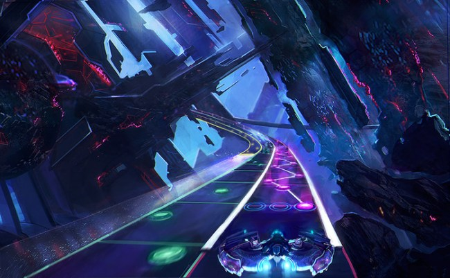 Amplitude being worked on by Harmonix thanks to Kickstater