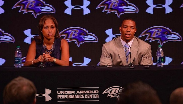 Is Ray Rice sorry he got caught?
