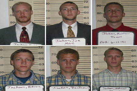 Six Brothers Charged With Sexual Abuse of Younger Sister [Video]