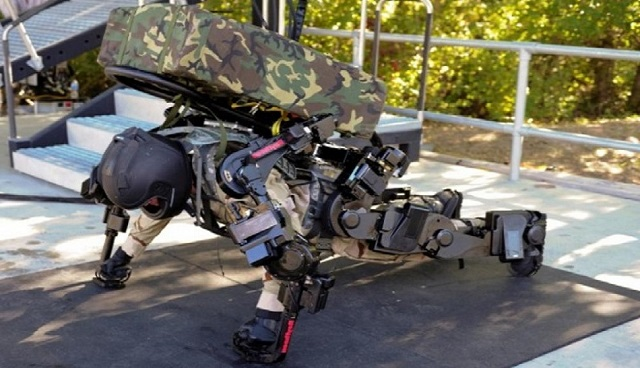 Talos: U.S. Military Iron Man Suit Prototype Debuts in Weeks