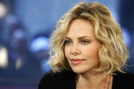Charlize Theron in 'American Express'