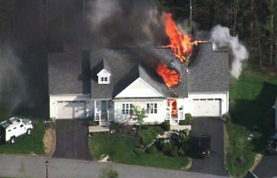 New Hampshire Officer Killed in Shootout; House Explodes Soon After