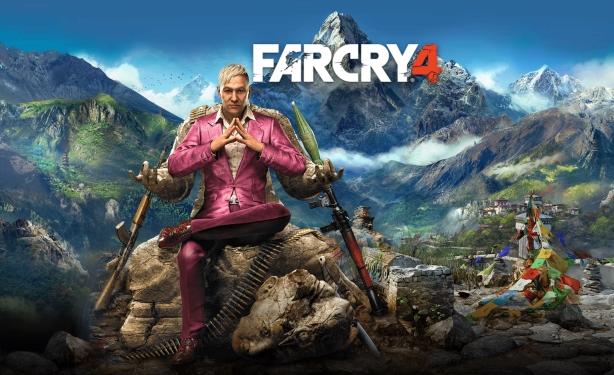 Far Cry 4 Setting Gameplay 11 18 2014 Ubisoft