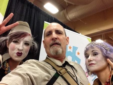 Amazing LV Comic Con Day Three: Cosplay Heroes Cynthia Vespia and Winner Twins