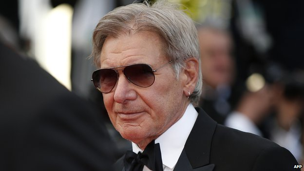 Harrison Ford: Broken Leg Caused by Millennium Falcon