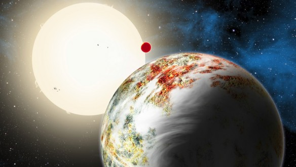 Godzilla of Earths – The Kepler-10c