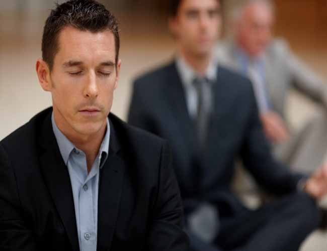 Meditation in the Corporate World
