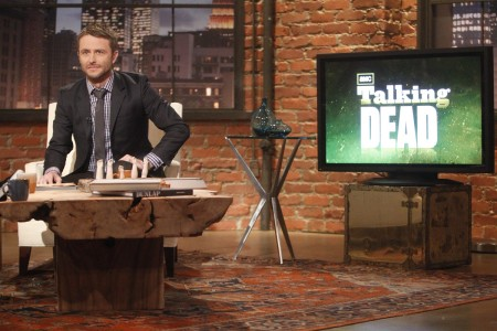 The Walking Dead Season Five Premiere Hyped on Talking Dead