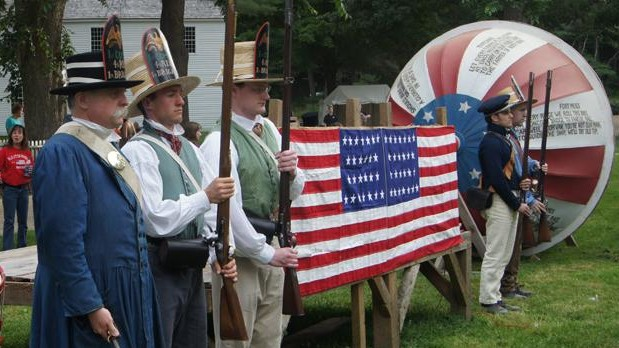 Fourth of July at Old Sturbidge Village