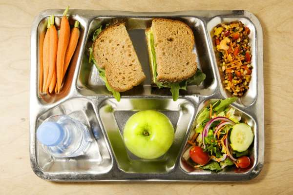 Michelle Obama Takes On Congress Over School Lunch Program  Guardian Liberty Voice