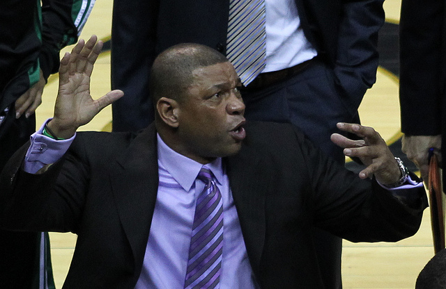 Los Angeles Clippers Doc Rivers
