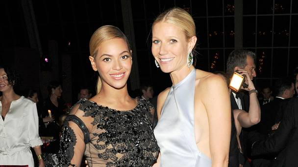 Beyonce Talks to Gwyneth Paltrow for Divorce Tips