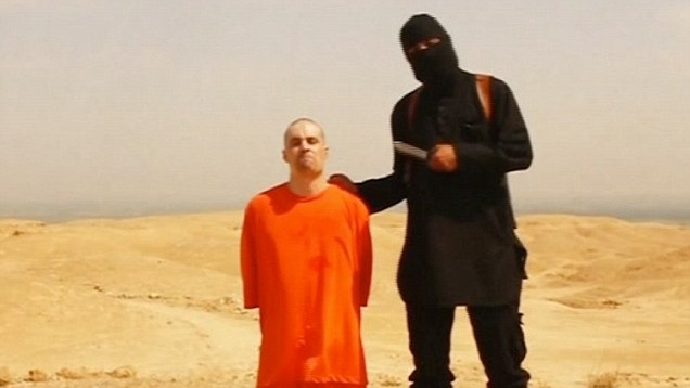 British Security Services State They Have Allegedly Identified Jihadi Who Executed James Foley