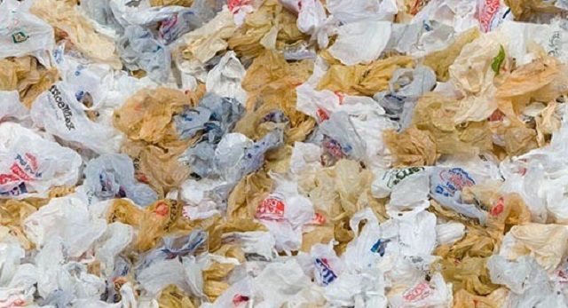 California Bans Use of Plastic Bags Statewide