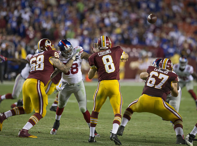 Washington Redskins Face Many Challenges