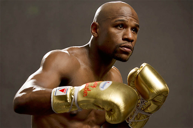 Floyd Mayweather Is Undefeated, Yet Chances of Keeping His Titles Are Slim