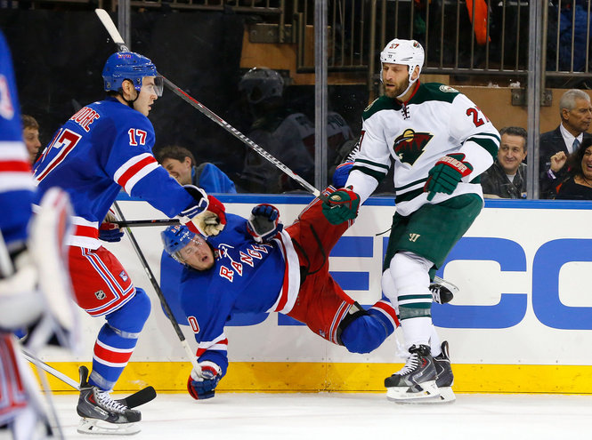 New York Rangers Host Minnesota Wild, but Special Teams Tell the Story
