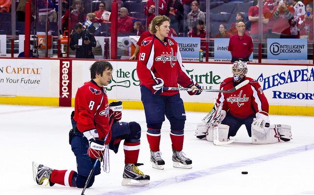 Character at the Forefront for the Washington Capitals – 30 in 30