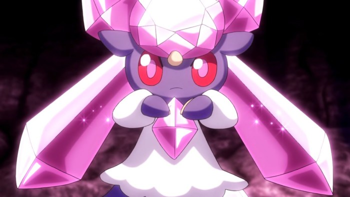 Diancie The Mythical Pokemon Available at Gamestop