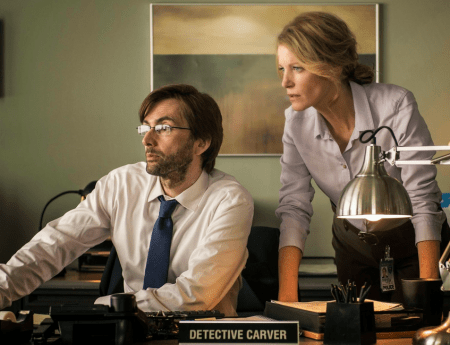 Gracepoint AKA Broadchurch American Style Continues