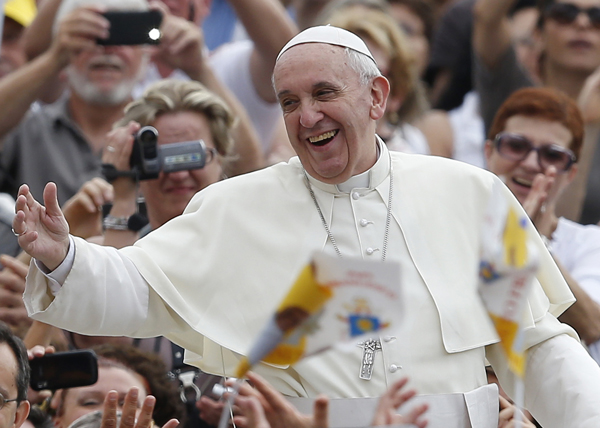 Synod Encouragement for Catholics to Embrace LGBTs?