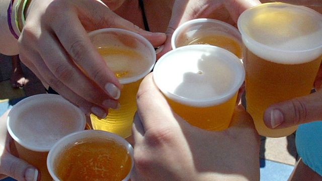 Most Heavy Drinkers Not Alcoholics